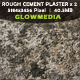 Rough Cement Plaster - GraphicRiver Item for Sale