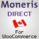 Moneris Moja kwa moja CA Gateway kwa WooCommerce