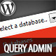 WordPress Query Admin