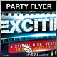 Exciting Night Party Flyer - GraphicRiver Item for Sale
