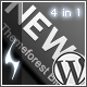 Newscast 4 in 1 - Wordpress Magazine and Blog - ThemeForest Item for Sale