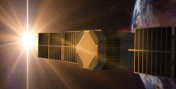 VideoHive Lost in Space 2488760
