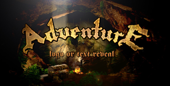 VideoHive Adventure Logo Reveal 2489533