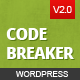 Code breaker - ThemeForest Item for Sale