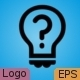 Get Answers Get Ideas Logo Template - GraphicRiver Item for Sale