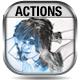 Artist Actions - GraphicRiver Item for Sale