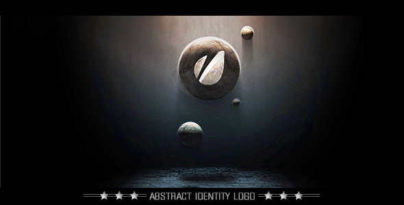 After Effects Project - VideoHive Abstract Logo Identity 2491186