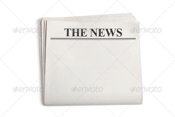Stock Photo - PhotoDune Newspaper 2510476