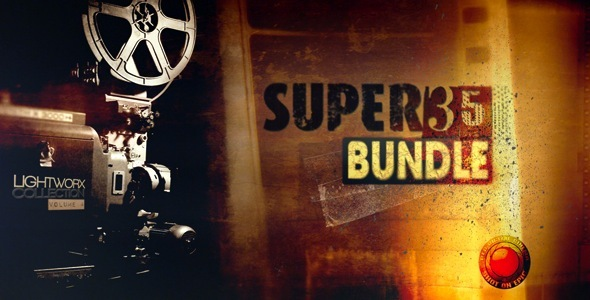 After Effects Project - VideoHive Super 35 Bundle 2492429