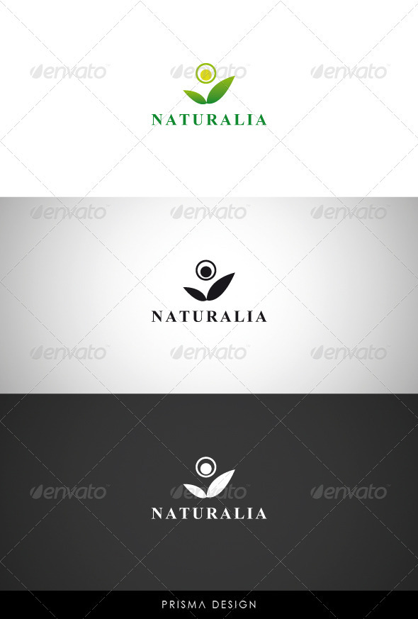 Naturalia Logo - Nature Logo Templates