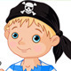 Pirate Boy - GraphicRiver Item for Sale