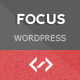 Focus - Clean & Responsive Ajax WordPress Theme - ThemeForest Item for Sale