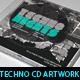 Techno Nights Mixtape CD Ar-Graphicriver中文最全的素材分享平台