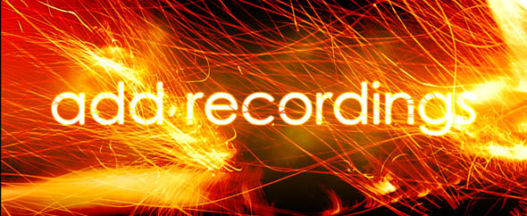 addrecordings