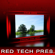 Red Tech Dynamic Presentation - VideoHive Item for Sale