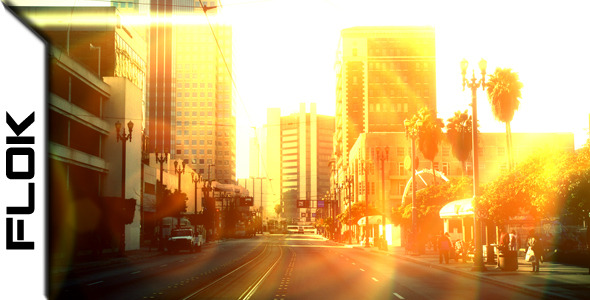 VideoHive Light Transitions 2509634