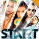 Start Night Party Flyer - GraphicRiver Item for Sale