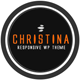 Christina - Responsive WordPress Theme - ThemeForest Item for Sale