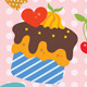 Sweet Pattern - GraphicRiver Item for Sale
