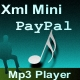 Xml Mini Paypal MP3 Player - ActiveDen Item for Sale