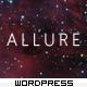 Allure - Professional Responsive WordPress Theme