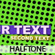 Halftone starter - VideoHive Item for Sale