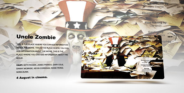 VideoHive Movies Presentation 2496132