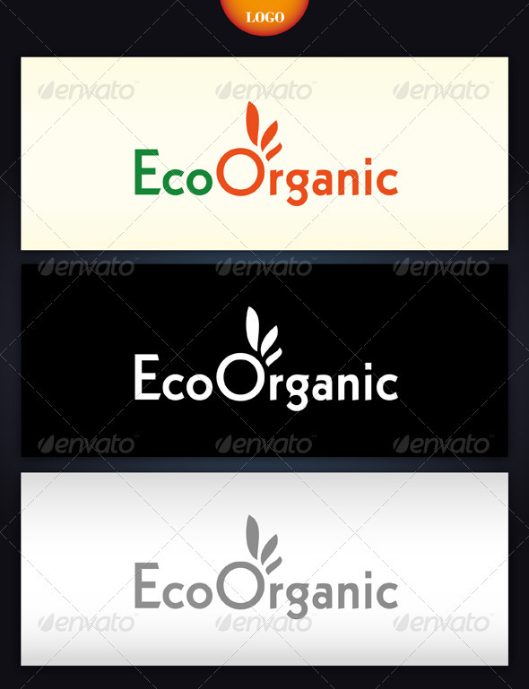 EcoOrganic - Nature Logo Templates