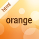 Orange - Full HTML - ThemeForest Item for Sale