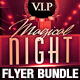 Magical Flyer Bundle - GraphicRiver Item for Sale