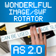 Wonderful Image/SWF Rotator(AS2) - ActiveDen Item for Sale