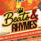 Beats And Rhymes Party Flyer - GraphicRiver Item for Sale