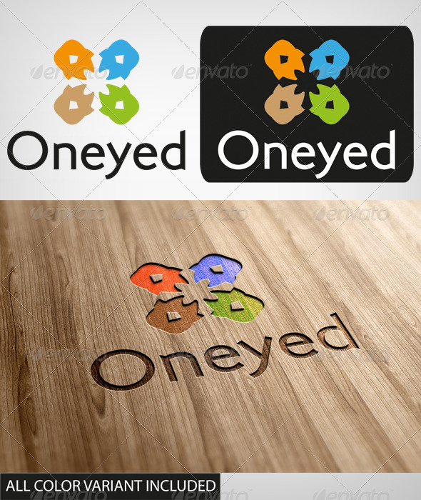 Oneyed - Objects Logo Templates