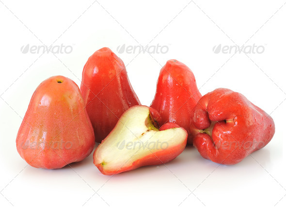 Rose apples - Stock Photo - Images