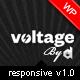 Voltage Creative Responsive WordPress Theme