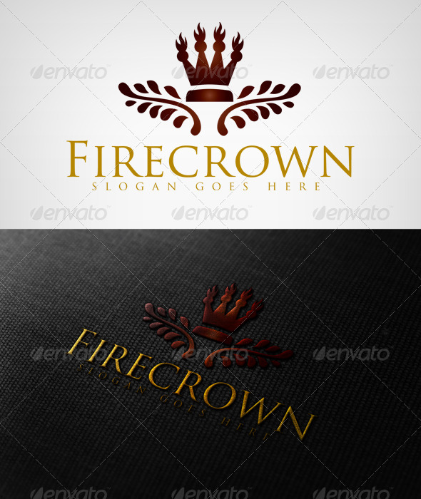 Firecrown - Objects Logo Templates