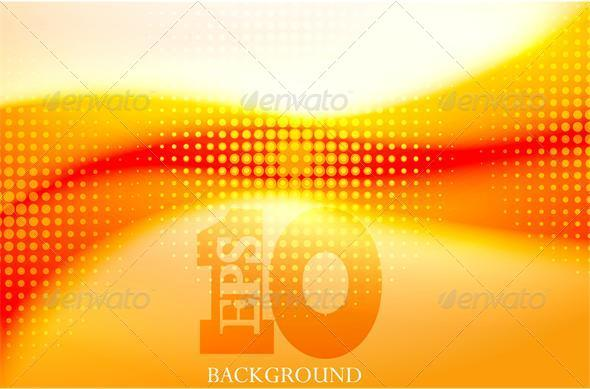 Vector Creative Abstract Background - Backgrounds Decorative