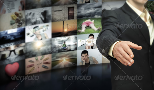 Welcome to the team - Stock Photo - Images
