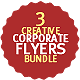 Creative Corporate Flyers Bundle - GraphicRiver Item for Sale