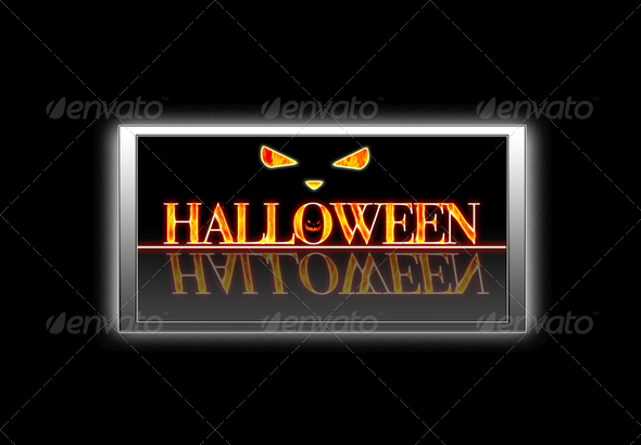 Halloween. - Stock Photo - Images