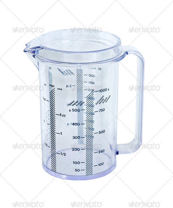 Measuring cup - Stock Photo - Images