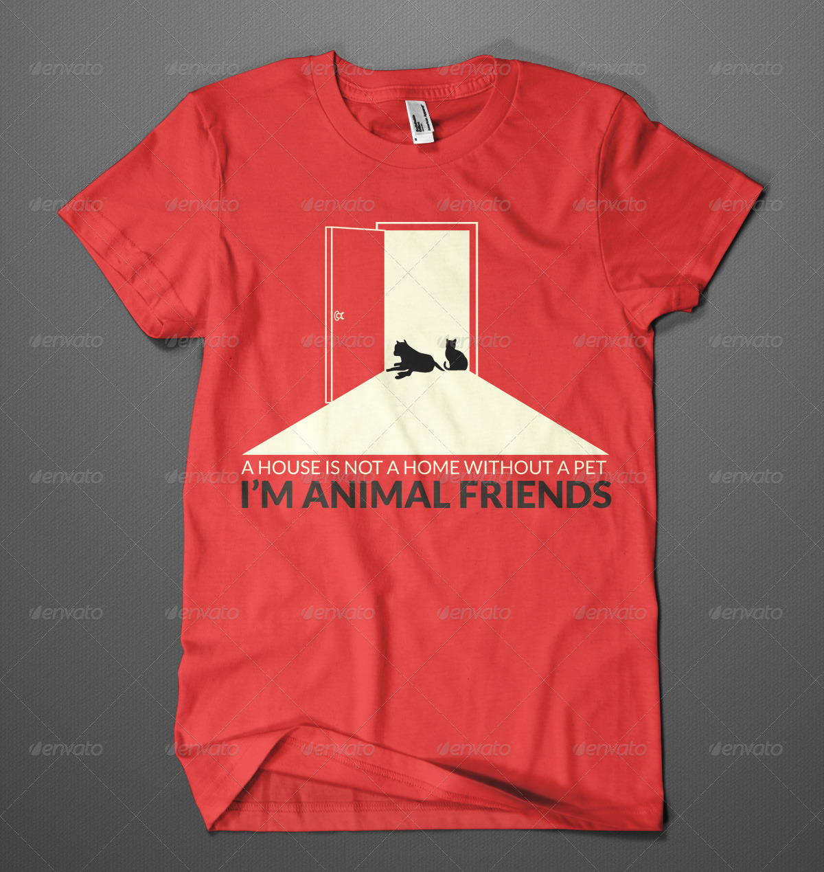 PETS FRIEND T-SHIRT