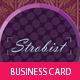 Unique and Elegant Business Card - GraphicRiver Item for Sale