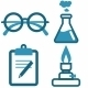 Science Icons - GraphicRiver Item for Sale