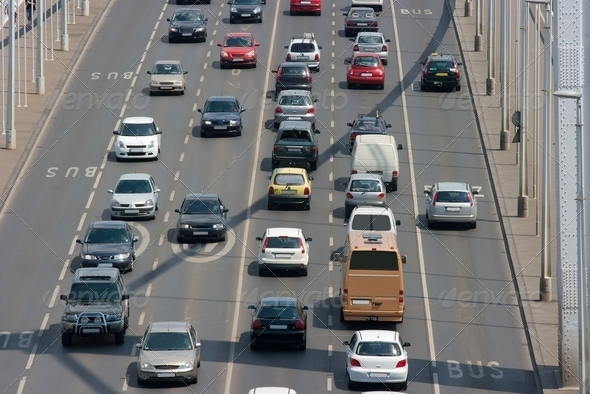 Traffic - Stock Photo - Images
