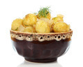 boiled potatoes in the plate - PhotoDune Item for Sale