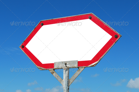 Sign - Stock Photo - Images