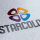 Star Color Logo - GraphicRiver Item for Sale