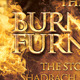 The Burning Furnace Church Flyer and CD Template - GraphicRiver Item for Sale