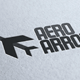 Aero Arrow Logo - GraphicRiver Item for Sale
